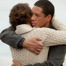 Une autre vie: Jeoy Starr e Jasmine Trinca in una scena del film