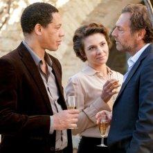 Une autre vie: Jeoy Starr insieme a Jasmine Trinca e Stéphane Freiss in una scena