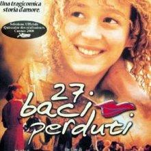 27 baci perduti: la locandina del film