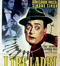 I tre ladri: la locandina del film
