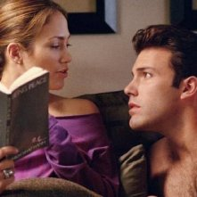 Jennifer Lopez a letto con Ben Affleck in Amore Estremo - Tough Love (2003)