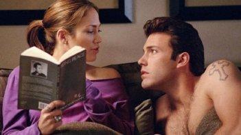 Jennifer Lopez a letto con Ben Affleck in Amore Estremo - Tough Love (2003)