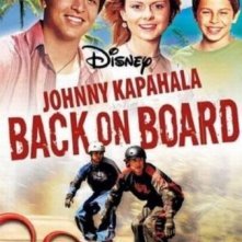 Johnny Kapahala: cavalcando l'onda: la locandina del film