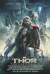 Thor: The Dark World, il poster payoff italiano