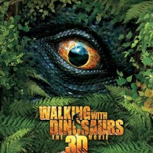 Walking with Dinosaurs 3D: nuovo poster