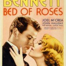 Letto di rose: la locandina del film