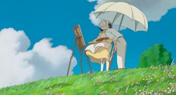 The Wind Rises: una tenera immagine tratta dal film di Hayao Miyazaki