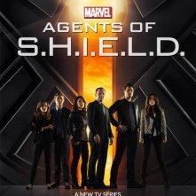 Agents of S.H.I.E.L.D.: un poster della serie ABC