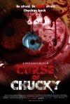 Curse of Chucky: la locandina del film