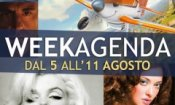 Week-agenda: arrivano i 'Planes', Marilyn e Linda Lovelace!