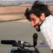 Bring the Sun Home: il regista Giovanni Pellegrini sul set