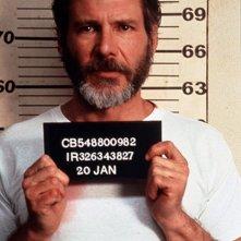 Harrison Ford è il dr. Kimble ne Il fuggitivo