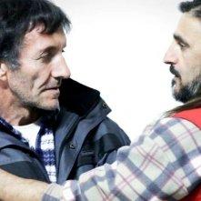 La passione di Erto: una scena del documentario su Erto, paesino delle Alpi friulane vicino alla diga del Vajont
