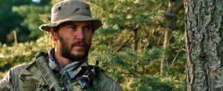 Lone Survivor: Taylor Kitsch in una scena del film sulla missione segreta del Navy Seals in Afghanistan