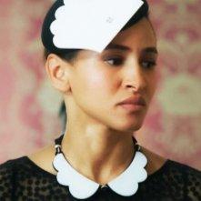 Que d'amour: Léonie Simaga in una scena del film