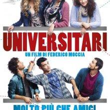Universitari - Molto più che amici: la locandina
