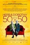 Herb & Dorothy 50X50: la locandina del film
