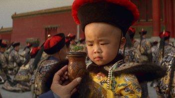 L'ultimo imperatore 3D: una scena del film sull'ultimo imperatore della dinastia cinese Ching