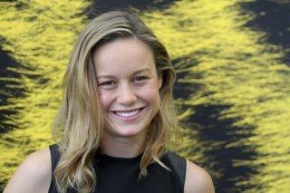 Short Term 12: un primo piano della sorridente Brie Larson a Locarno 2013