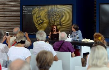 Jacqueline Bisset tiene una masterclass a Locarno 2013