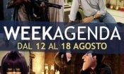 Week-agenda: Ferragosto all'Hotel Transylvania o nella Open Grave