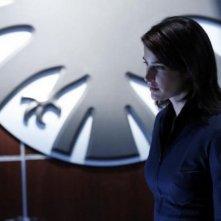 Agents of S.H.I.E.L.D.: Cobie Smulders in una scena del pilot della serie
