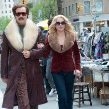 Anchorman 2 - Fotti la notizia: Will Ferrell in una scena del film con Christina Applegate