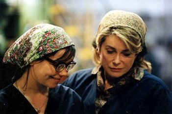Bjork e Catherine Deneuve in Dancer in the Dark