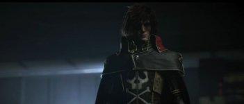 Captain Harlock: il protagonista del film animato in una scena