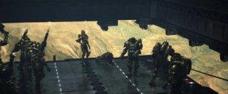 Captain Harlock: un'immagine tratta dal film animato