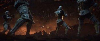 Captain Harlock: una scena di combattimento tratta dal film