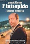 L'Intrepido: Antonio Albanese nella locandina del film