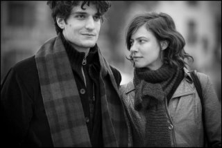 La jalousie: Louis Garrel e Anna Mouglalis in una scena