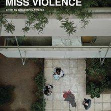 Miss Violence: la locandina internazionale del film