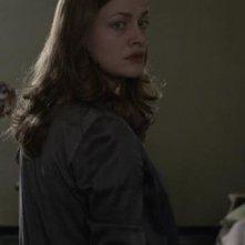 Miss Violence: Eleni Roussinou in una scena del film