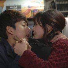 Moebius: Lee Eun-woo con Seo Young Ju in una scena