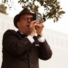 Parkland: Paul Giamatti in una scena del film