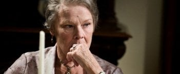 Philomena: Judi Dench in una scena