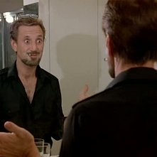 Roy Scheider in una scena del film All That Jazz