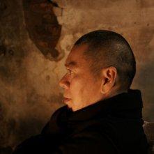 Stray Dogs: il regista Tsai Ming-Liang in una foto promozionale