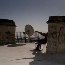 The Rooftops: una scena del film diretto da Merzak Allouache