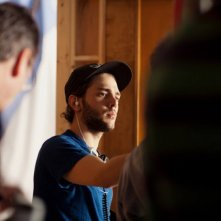 Tom At The Farm: il regista Xavier Dolan sul set