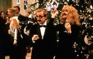 Woody Allen e Goldie Hawn in una scena del film Tutti dicono I love you