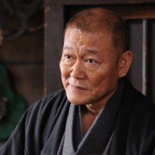 Unforgiven: Jun Kunimura in una scena del film western