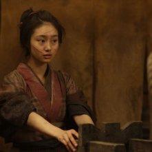 Unforgiven: Shiori Kutsuna in una scena del film western