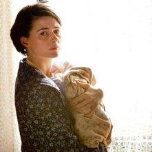 Walesa. Man of Hope: Agnieszka Grochowska in una scena del film
