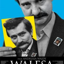Walesa. Man of Hope: la locandina del film