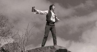 Die andere Heimat: Jan Schneider in una scena del film