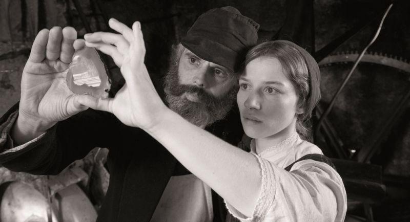 Die andere Heimat: un'immagine tratta dal film