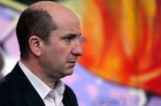 L'Intrepido: Antonio Albanese in un'immagine del film